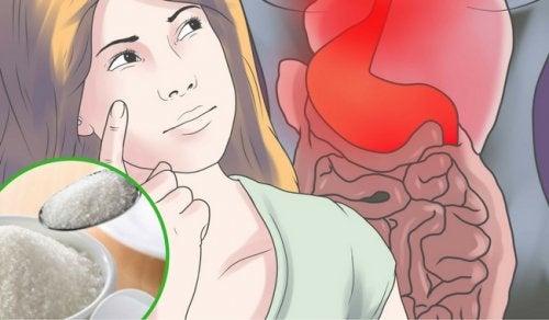¿Puedo comer azúcar si padezco reflujo ácido?