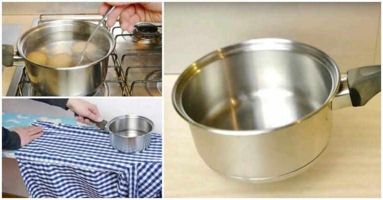 6 simples trucos que puedes hacer con ollas