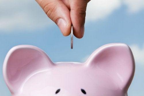 ahorro para estilo de vida saludable