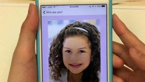 niña crea app para enfermos de alzheimer