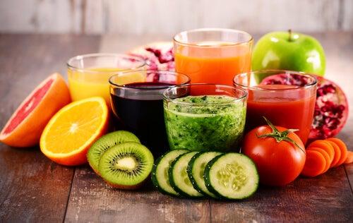 bebidas más antioxidantes