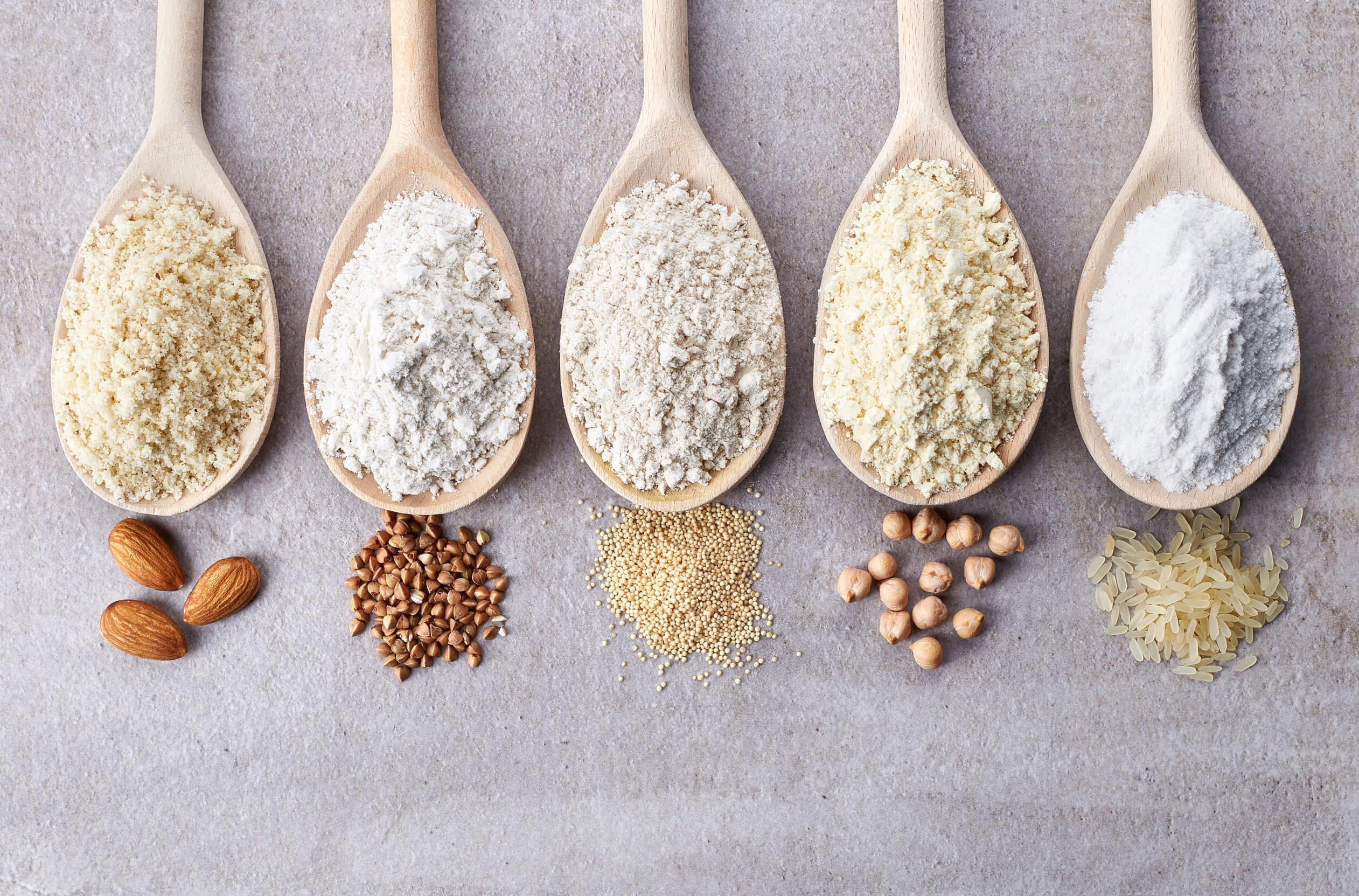 Tanto las especias como la harina también tienen fecha de caducidad