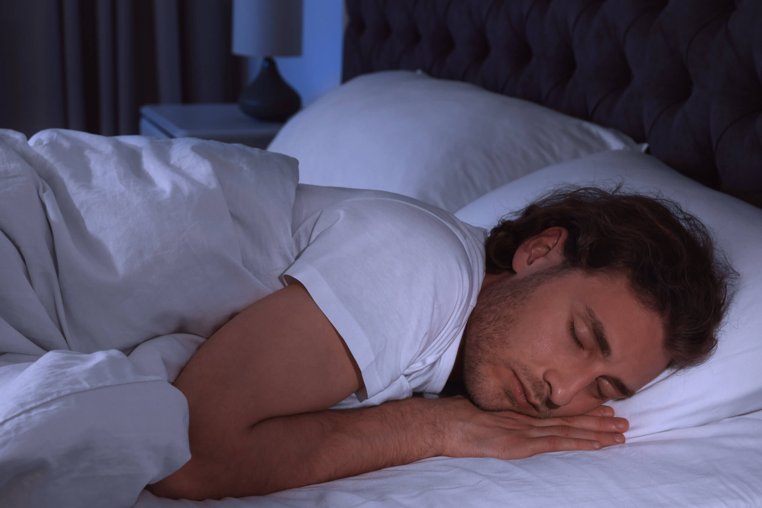 Dormir 8 horas diarias