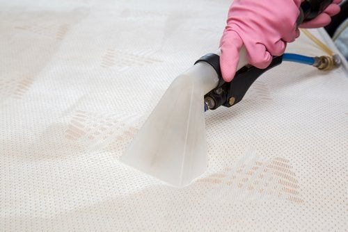 Limpiar colchones con bórax