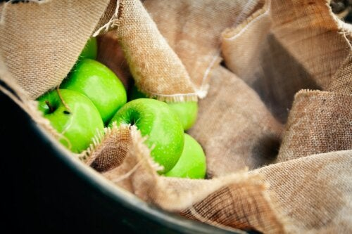 8 increíbles beneficios de las manzanas verdes que te sorprenderán