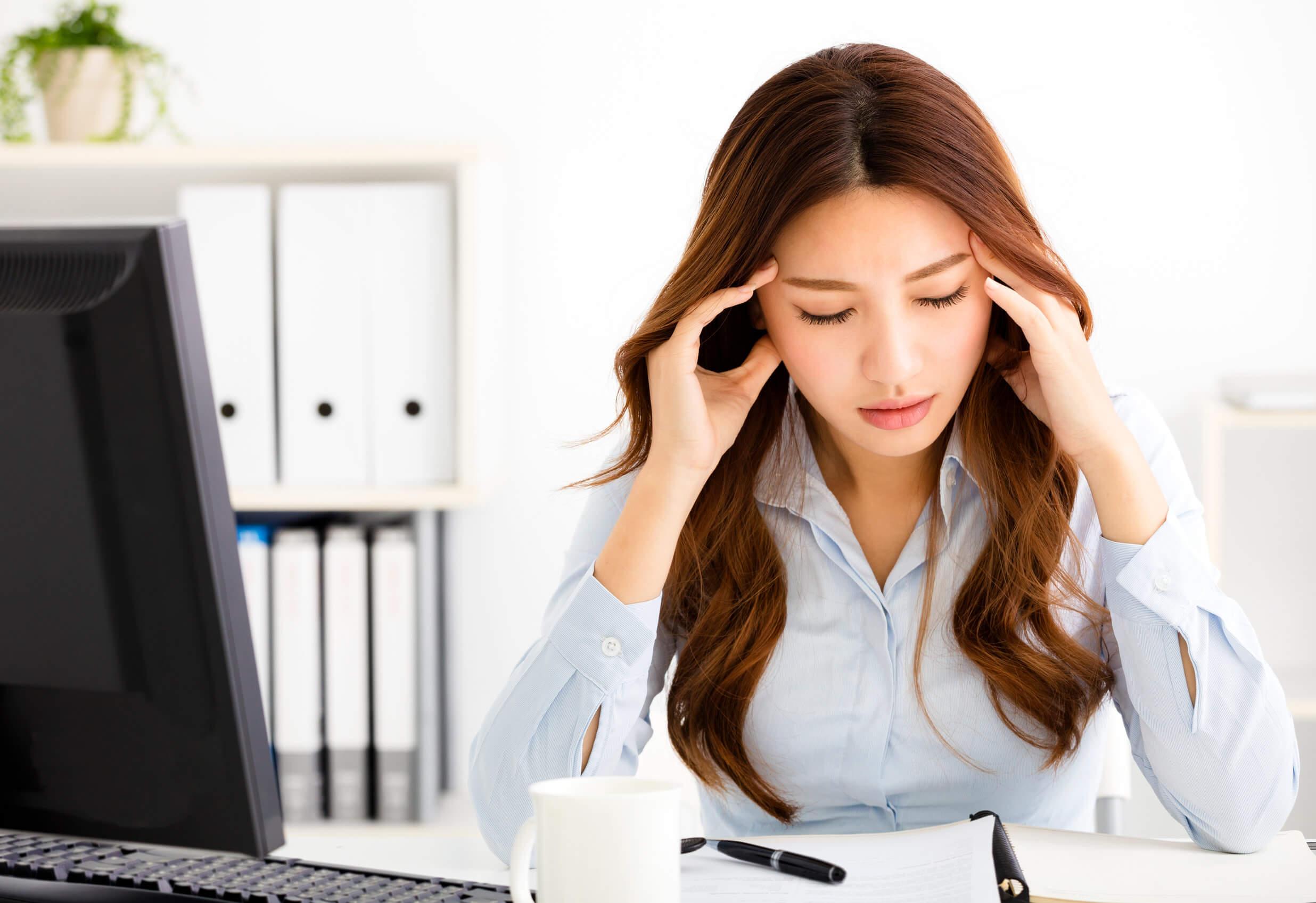¿Es preocupante un dolor de cabeza?