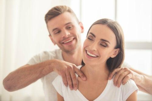 Cómo hacer un masaje para evitar la ansiedad y depresión