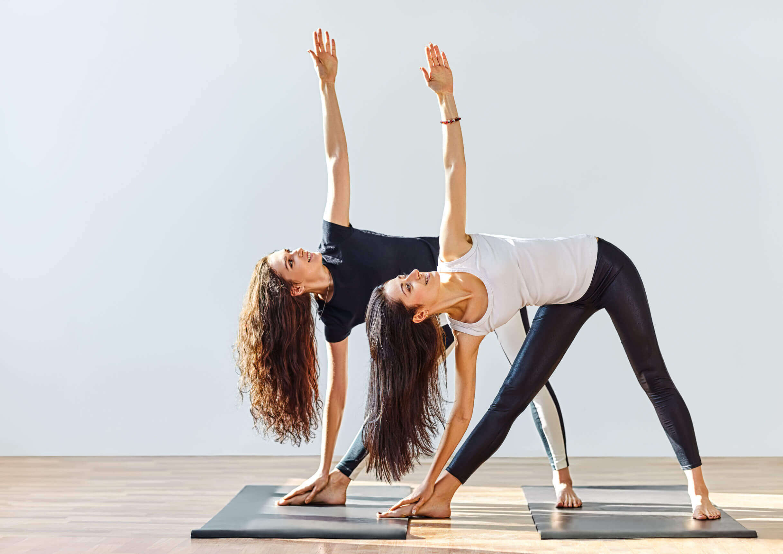 Pasatiempos creativos: el yoga.