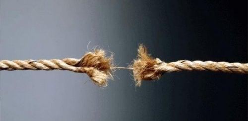 soltar la cuerda