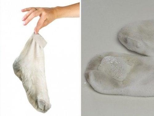 Los 5 mejores trucos ecológicos para dejar tus calcetines impecables
