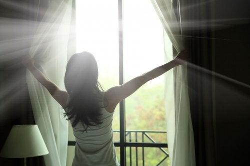 vivir sin miedo