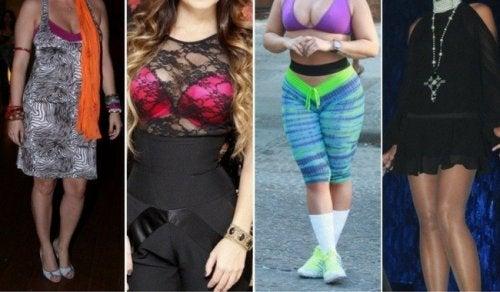 8 errores que debes evitar a la hora de elegir tu ropa