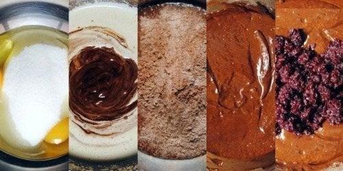 Brownies de chocolate con remolacha1