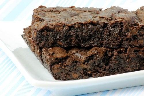 Cómo preparar un pastel totalmente vegano de chocolate y café
