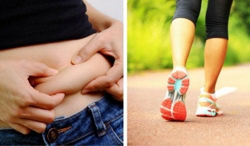 ¿Cuánto debes caminar cada día para perder peso?