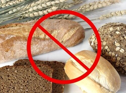 El gluten está presente en la harina, el pan y numerosos productos refinados principalmente.