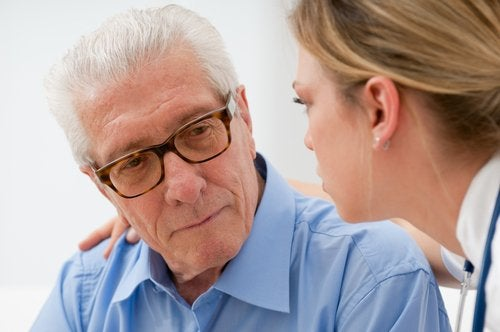 Qué hacer ante la depresión de un anciano
