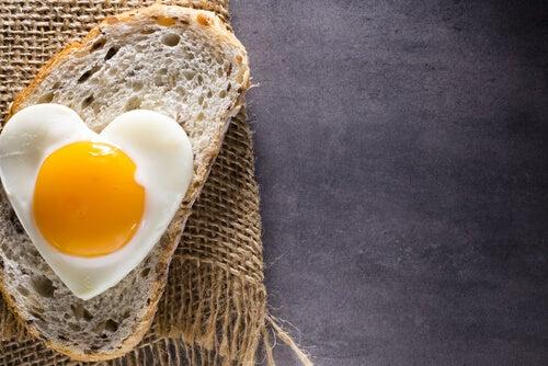 Qué nos aporta el huevo