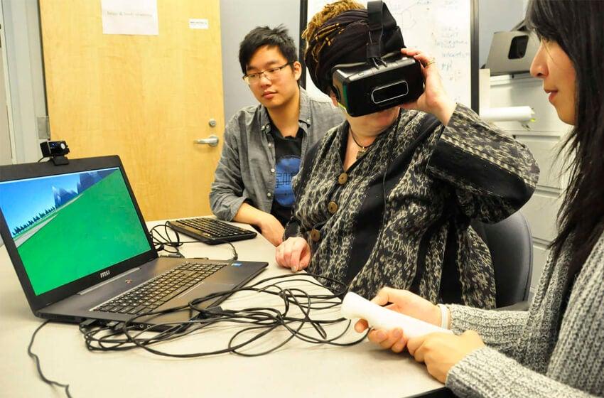 Realidad virtual contribuye a pacientes con cáncer