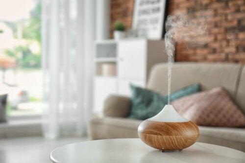 7 tips para usar los aceites esenciales en el hogar cada día