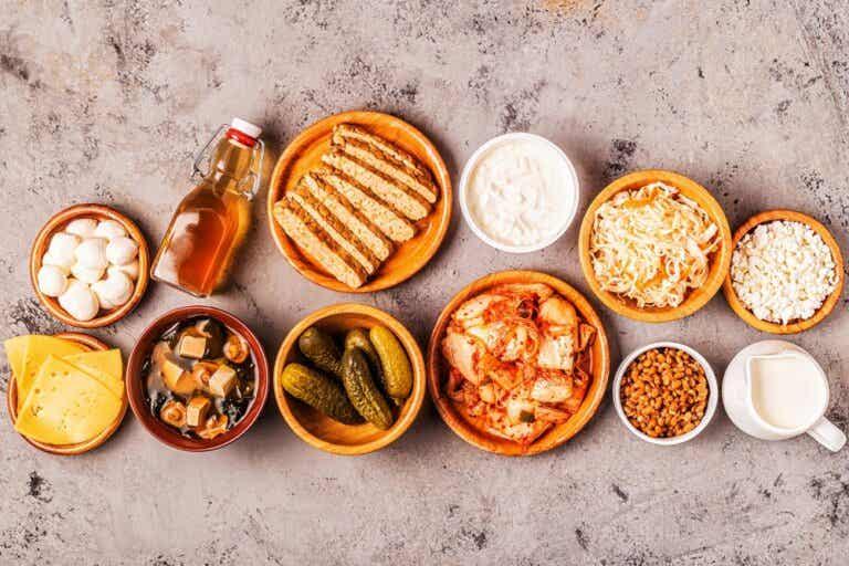 8 alimentos fermentados para una mejor salud intestinal