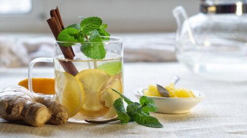 Bebe este té para acabar con la grasa abdominal