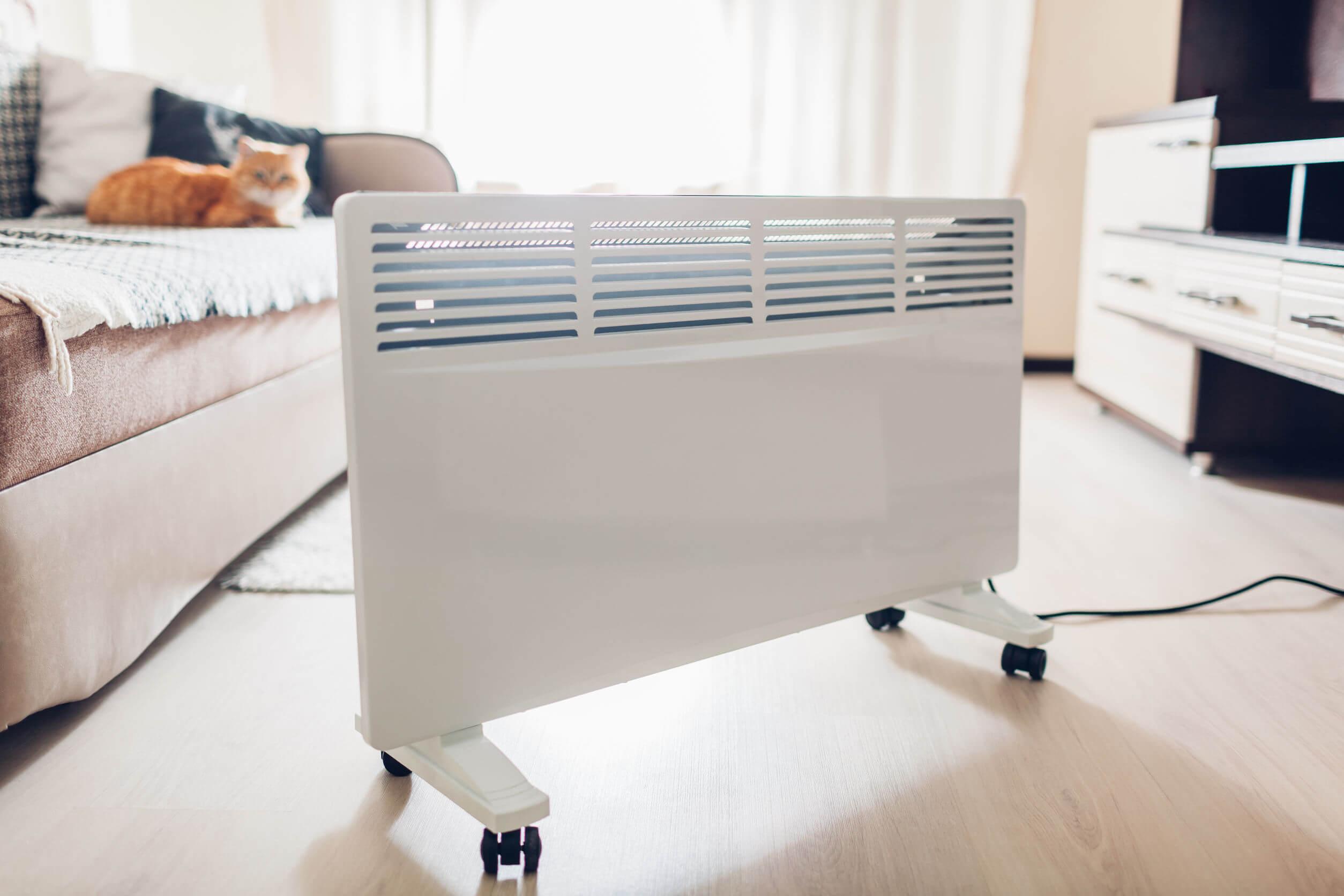 Para dormir cuando hace frío es necesario ajustar la calefacción.