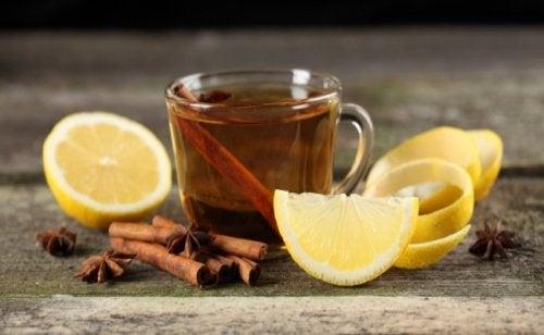 receta del limon hervido para bajar de peso