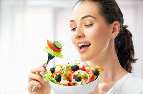 Eat well to look and feel good