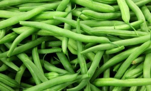 Habas verdes para reducir la grasa del vientre