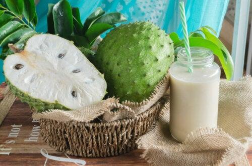 8 beneficios desconocidos que tiene la guanábana