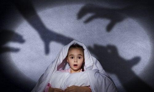 las pesadillas infantiles