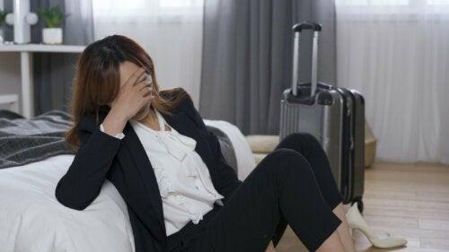 4 formas de combatir el agotamiento mental