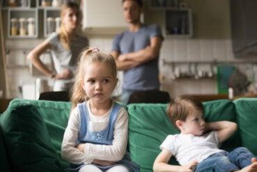 10 características de los padres tóxicos