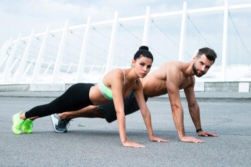 6 ejercicios para tener relaciones sexuales increíbles