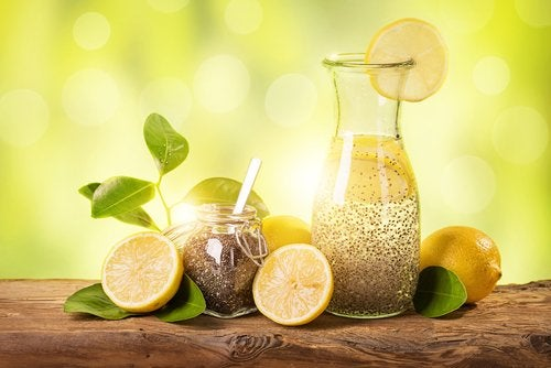 Jengibre con limon para bajar de peso