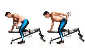 ejercicio de tríceps para eliminar la flacidez