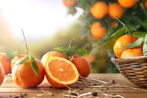 9 ideas originales y prácticas para utilizar una naranja
