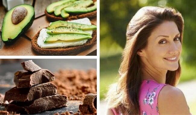 5 alimentos que equilibran las hormonas y que te harán verte más joven