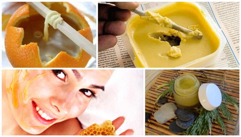 5 cosas que puedes hacer con cera de abejas