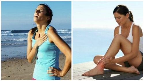 6 situaciones en las que no es conveniente hacer ejercicio