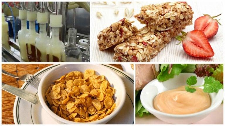 7 alimentos bajos en grasa que no son tan buenos como parecen