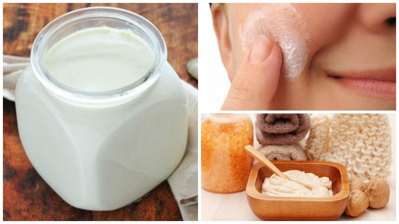 7 cosas geniales que no imaginabas que podías hacer con yogur