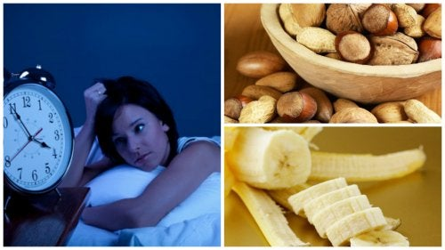 8 alimentos para combatir el insomnio de forma natural