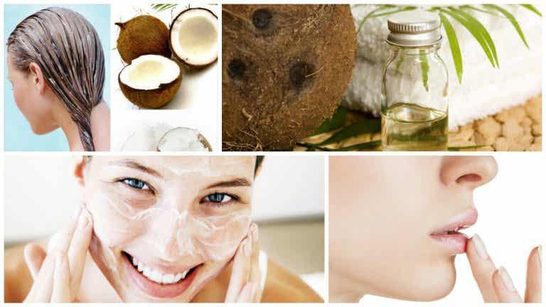 9 usos del aceite de coco que quizá no conocías