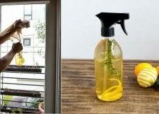Aprende a preparar un spray desinfectante para dejar un agradable aroma en tu hogar