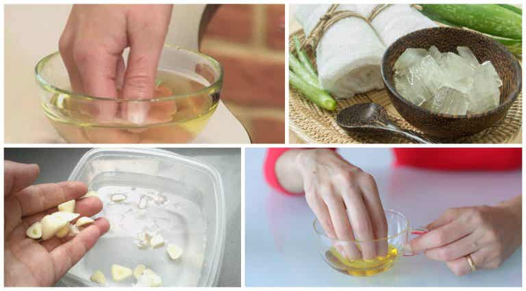 Endurece tus uñas de forma natural con tres ingredientes