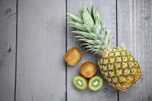 Frutas para el rostro