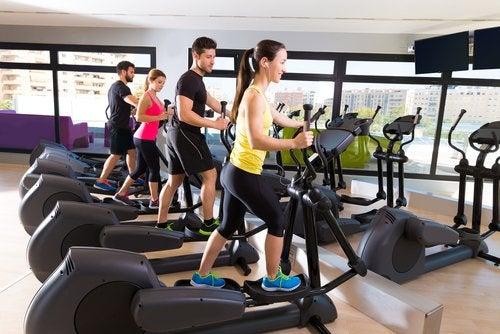 Hacer más ejercicio