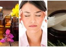Prepara un bálsamo con aceites esenciales y dile adiós a los dolores de cabeza